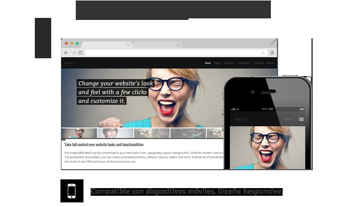 Plantilla de WordPress Yourself