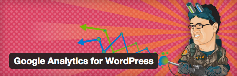 google analytics for wordpress-by-yoast