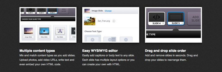 slide deck wordpress plugin