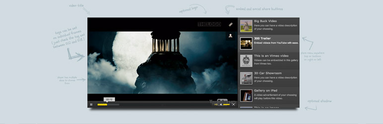 video gallery plugin