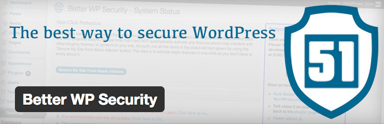 wp security plugins wordpress