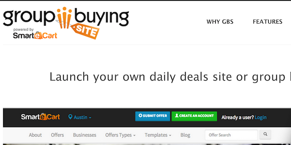 group-buying-site