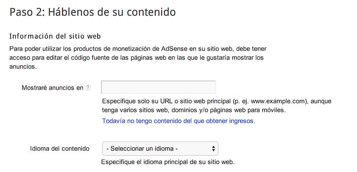 adsense-sitio-web