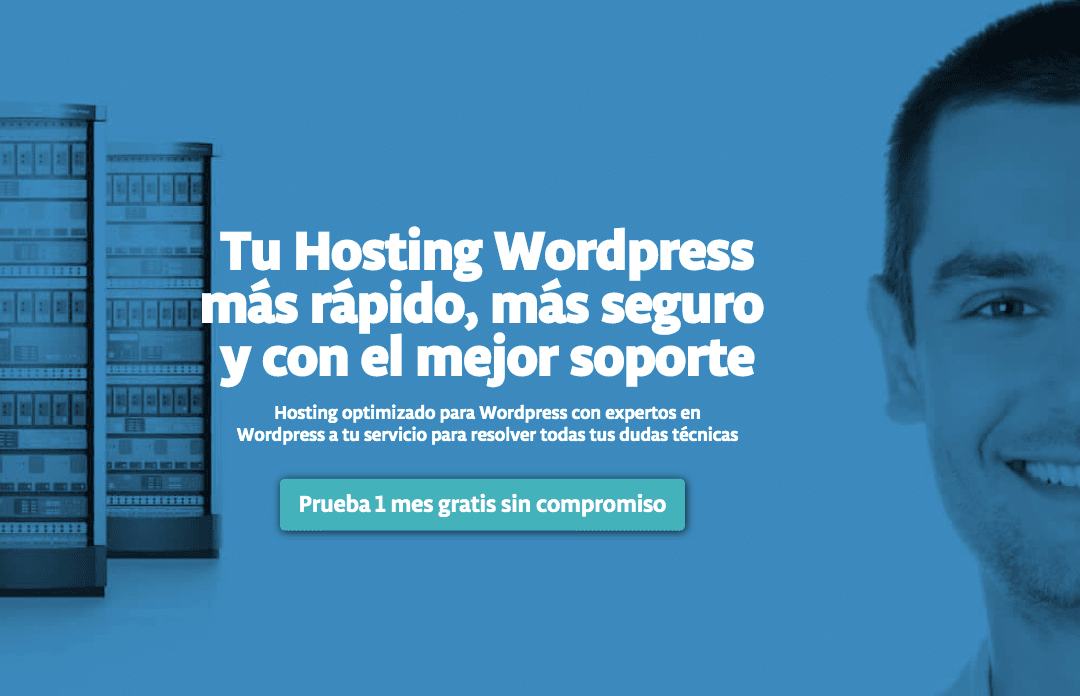 hosting de wordpress factoria digital